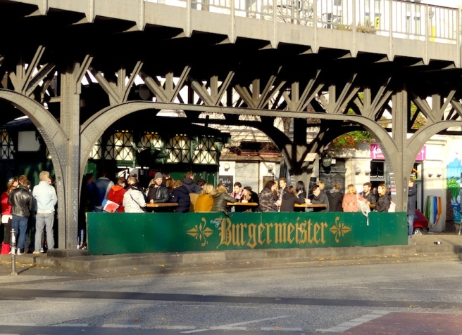 Burgermeister na U Schlesisches Tor